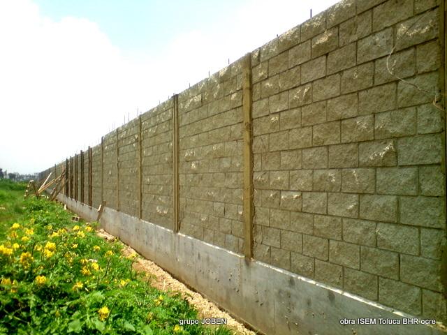 Bloques de hormigon para muros elegant bloques de - Bloques para muros ...