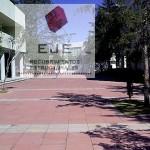 ITESM Toluca placa rosa 2
