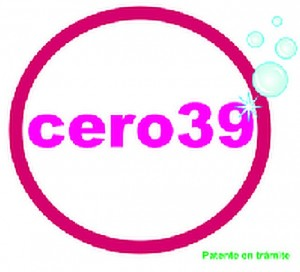 DESENGRASANTE BIODEGRADABLE CERO 39  LOGOTIPO
